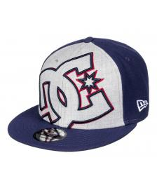 DC Shoes Snapback Cap DC Shoes Double Up dark indigo