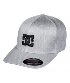 DC Shoes Flexfit Cap DC Shoes Capstar TX grey