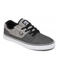 DC Shoes Männer Schuhe DC Shoes Kalis Vulc white / grey / grey