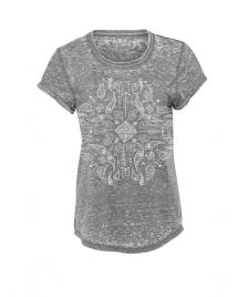 Element Element T-Shirt Batik Grey