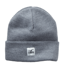 Cleptomanicx Mütze Cleptomanicx Beanie Cimo heather gray
