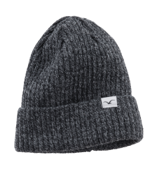 Cleptomanicx Mütze Cleptomanicx Beanie Hafen Bi Color heather black