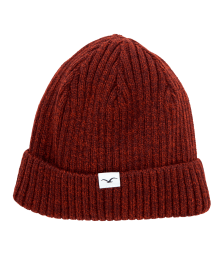 Cleptomanicx Mütze Cleptomanicx Beanie Hafen Bi Color tawny port