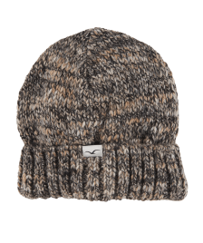 Cleptomanicx Mütze Cleptomanicx Beanie Harbour heather dark gray