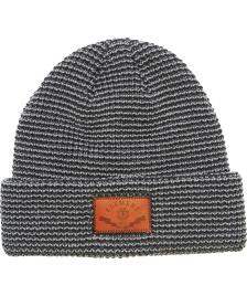 Element Element Mütze Carrier Beanie Dark Charcoal Smoke Grey