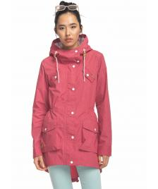 Ragwear Frauen Jacke Ragwear Clancy chili red