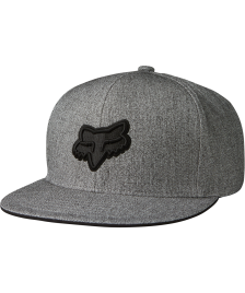 Fox Snapback Cap Fox Copius heather grey