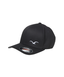 Cleptomanicx Flexfit Cap Cleptomanicx Flex black