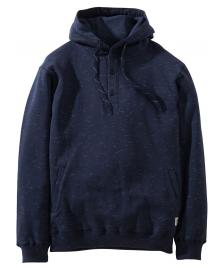Cleptomanicx Cleptomanicx Kapuzenpullover Men Hooded Theo dark navy