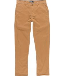 Element Männer Hose Element Howland Classic bronco brown