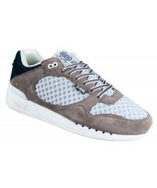 Djinns Djinns Schuhe EasyRun Mesh And Denim Unisex Shoes grey