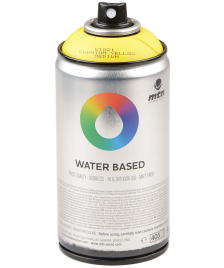 MTN Sprühdose MTN Water Based cadium yellow medium 300ml