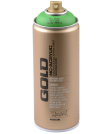 Montana Montana Gold Sprühdose 400ml shock green