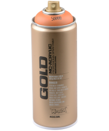 Montana Montana Gold Sprühdose 400ml shock brown light