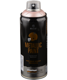 MTN Sprühdose MTN Pro Metallic-Lack pink gold rose 400ml