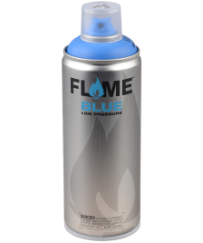 Sprühdose Flame Blue 400ml sky blue