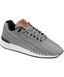 Djinns Djinns Schuhe EasyRun Knit Unisex Shoes grey