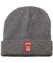 Derbe Mütze Derbe Bonnet grey melange
