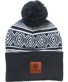 Element Element Mütze Dusk Pom Beanie Eclipse Navy Off White