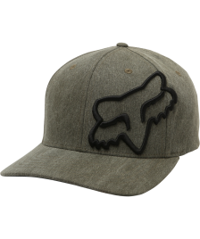 Fox Flexfit Cap Fox Clouded heather green