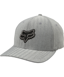 Fox Flexfit Cap Fox Transfer grey