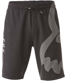 Fox Männer Shorts Fox Stretcher Eyecon Fleece Short heather black