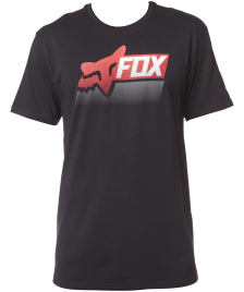 Fox Männer T-Shirt Fox Processed black