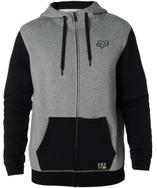 Fox Männer Jacke Fox Win Mob Zip Fleece heather grey