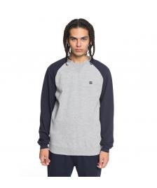 DC Shoes Männer Pullover DC Shoes Glenties Crew grey heather