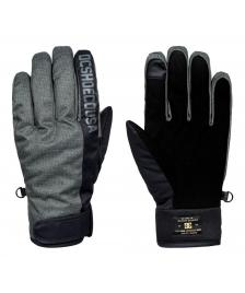 DC Shoes Männer Handschuhe DC Shoes Deadeye Glove dark shadow