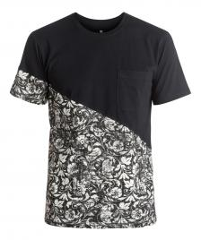 DC Shoes Männer T-Shirt DC Bloomington Tee black regal rags