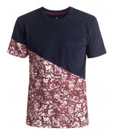 DC Shoes Männer T-Shirt DC Bloomington Tee red regal rags