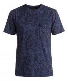 DC Shoes Männer T-Shirt DC Evansville Tee blue regal rags