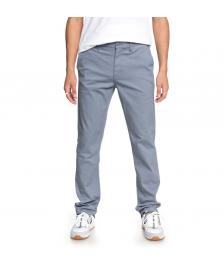 DC Shoes Männer Hose DC Shoes Worker Straight Chino 32 blue mirage