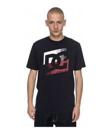 DC Shoes Männer T-Shirt DC Shoes Cascade dark indigo