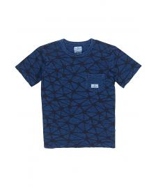 Element Herren T-Shirt Element Indigo Crew dark blue