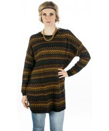 Element Element Pullover Womens Arty Knit Sweater black