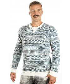 Element Element Pullover Berry Knit Sweater ivory