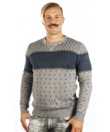 Element Element Pullover Dover Knit Sweater grey heather
