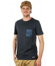 Element Element T-Shirt Howell Pocket Tee total eclipse