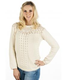 Element Element Pullover Womens Jonas Knit Sweater ivory