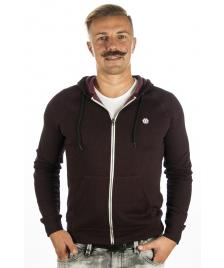 Element Element Kapuzenjacke Meridian ZH Sweater wine