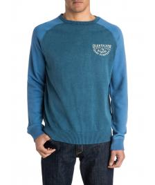 Quiksilver Quiksilver Pullover Fusion Key Sweatshirt federal blue