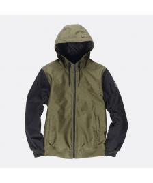 Element Männer Jacke Element Dulcey black moss grey heather