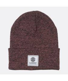 Element Mütze Element Dusk Beanie oxblood heather