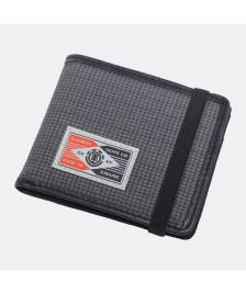 Element Geldbeutel Element Endure Wallet asphalt heather