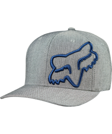 Fox Flexfit Cap Fox Forty Fiver light grey