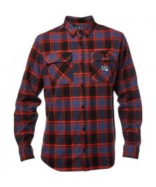 Fox Männer Hemd Fox Traildust Flannel midnight