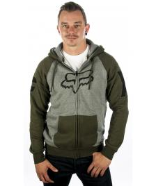 Fox Fox Heighten Zip Fleece heather graphite