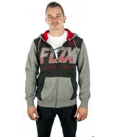 Fox Fox Clutch Zip Fleece heather graphite